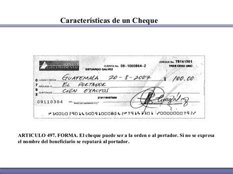 deposito de cheque pagos de cheques