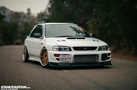 stancenation subaru wrx subaru wrx stancenation form gt function part 2