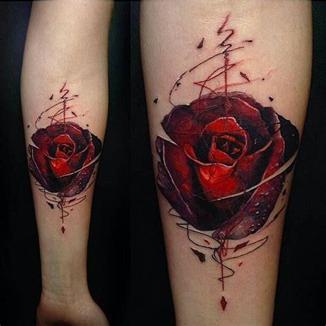 watercolor tattoo vermont vt tattoo ink tattoos inked tattooartist