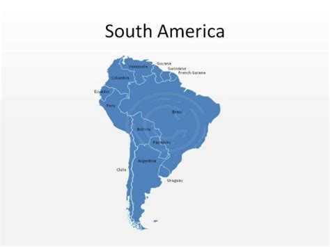 america map shape high quality royalty free south america
