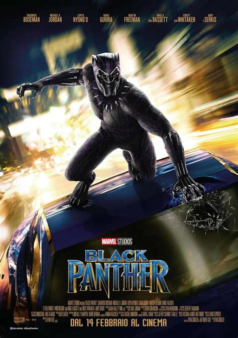 film marvel ita black panther il nuovo trailer italiano del film marvel
