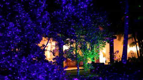 Garden Landscape Laser Light Youtube Laser Landscape Lights