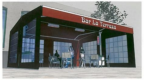toldos para bares terrazas toldos de terrazas para bares materiales de construcci 243 n