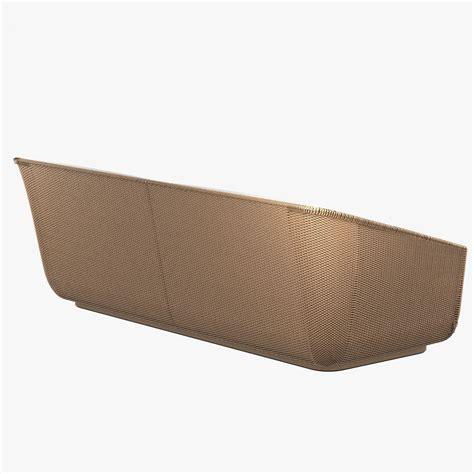 porta sofa modena sofa by porta forma 3d model max obj fbx mtl