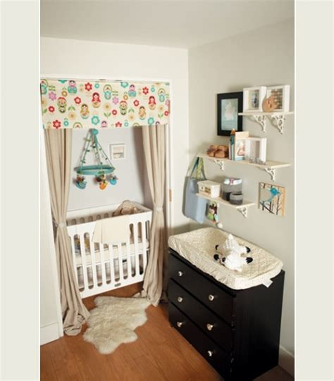 Closet Nursery Oh Baby Baby Pinterest Changing Table For Small Spaces