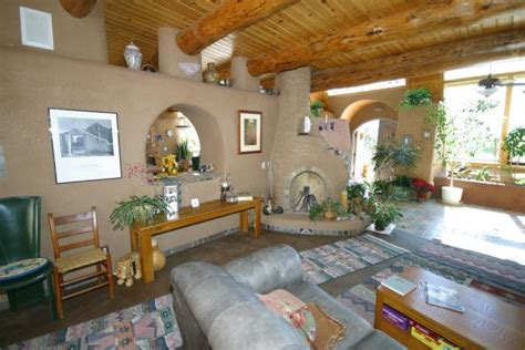 home interior materials earthships a home from recycled and reclaimed materials