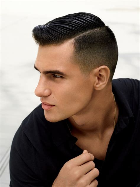 One Side Hair Style Gents In Hd The Summer Haircut That
