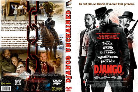 cover film gie dvd django unchained de sony pictures releasing france