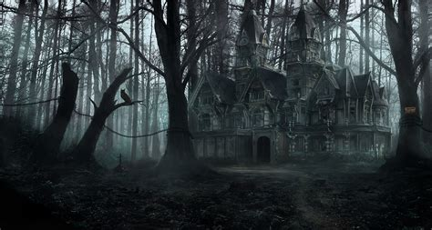 Shadow Manor shadow manor xppst r nyctohylophobia creepy