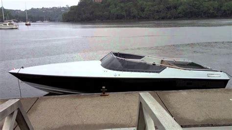 fast boat sydney scarab 1ss first tune sydney go fast boat wellcraft