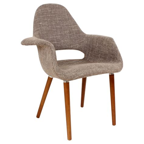 organic armchair organic upholstered arm chair brown accent chairs at