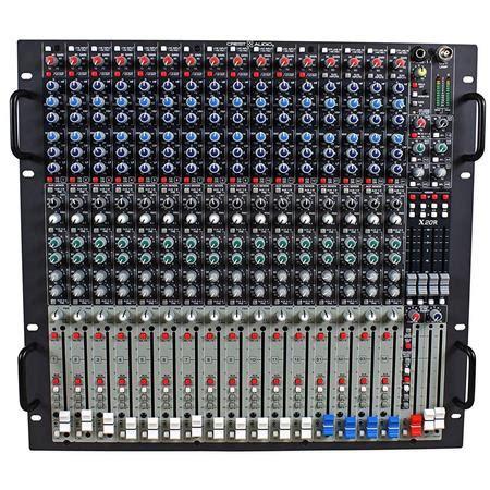 Mixer Crest Audio crest audio x20r professional rack mount mixer x20r