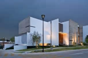 Art 4 logic interesting house facade for modern mexico design