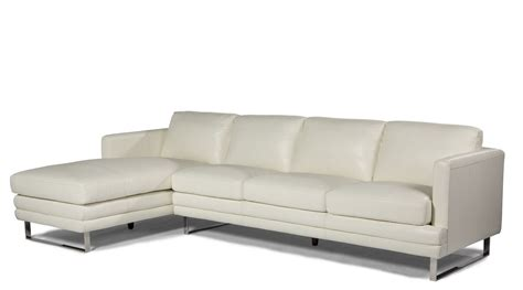 free couch melbourne melbourne white laf leather sectional from lazzaro coleman furniture