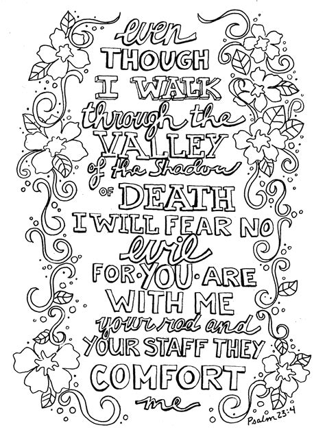 christian word coloring pages scripture prayer color paged and here is another
