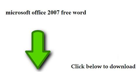 Microsoft Office 2007 Free Version by Microsoft Office 2007 Free Word Flickr Photo