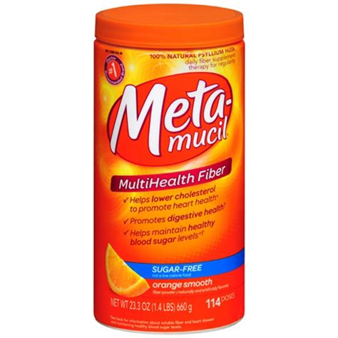 Free Metamucil Fiber Kit Sle by Metamucil Sugar Free Psyllium Fiber Smooth Texture Powder