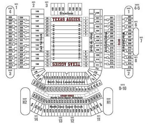 kyle field visitor section the bobcat nation view topic two more weeks