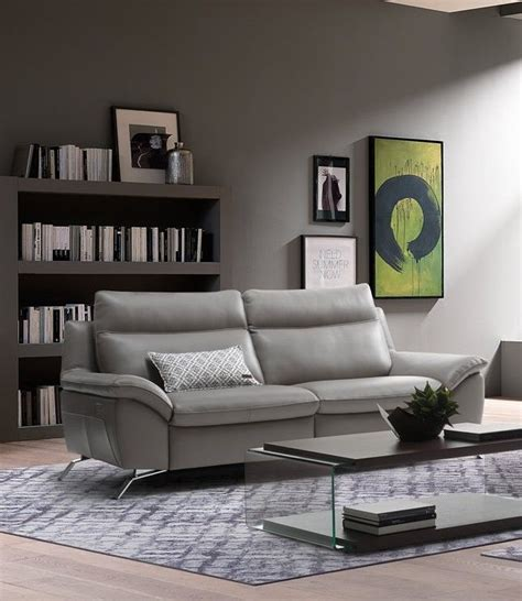 Sofa Orlando by Natuzzi Editions Orlando Sofa With Two Recliners