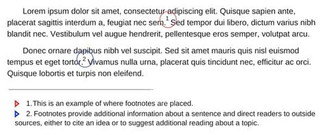 Proper Use Of Footnotes In An Essay by What Are Footnotes And How Do You Use Them Scribendi