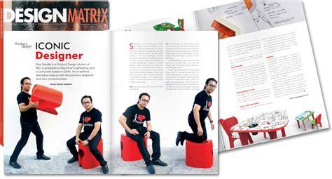 design matrix magazine paul studio design matrix sept 13 issue