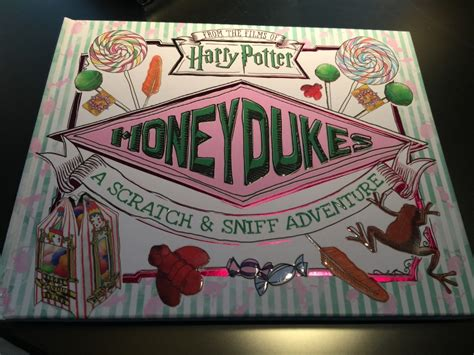 1338253956 honeydukes a scratch sniff a guide to recent upcoming harry potter fantastic