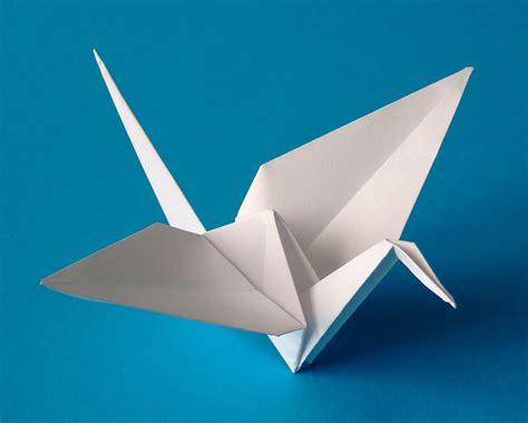 Origami Size - file origami crane jpg wikimedia commons
