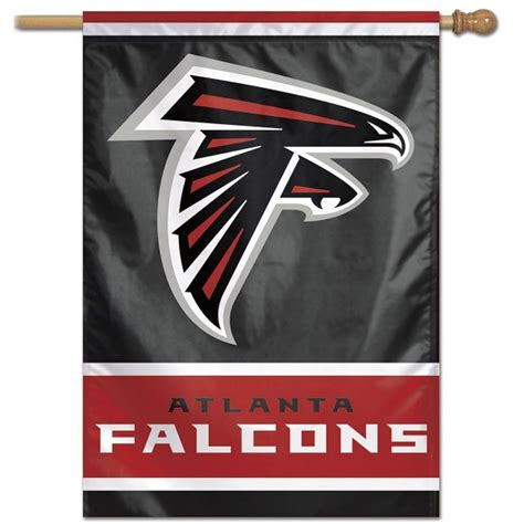 hanging flag on house atlanta falcons vertical hanging house flag your atlanta falcons vertical hanging