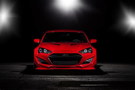 bisimoto genesis coupe hyundai s sema show concepts are all about performance