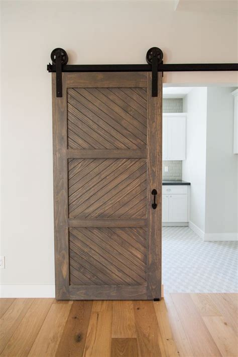 a sliding barn door best 20 barn doors ideas on sliding barn
