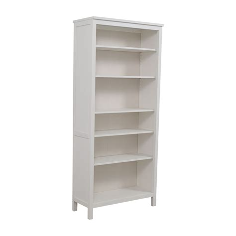34 Off Ikea Ikea White Hemnes Bookshelf Storage Ikea Hemnes White Bookcase