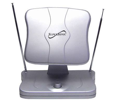 supersonic sc 604 high definition digital indoor antenna qvc