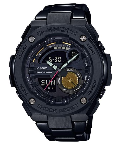 Casio G Shock Gst S110g 1a gst 200rbg 1a limited models g shock timepieces casio