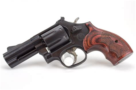 smith and wesson products smith wesson performance center 586 l comp talo edition