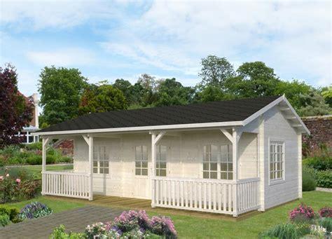 Summer Garden Sheds - granny annexe garden accommodation cabinco structures