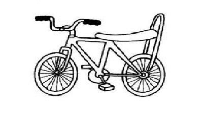 bicycle coloring pages preschool bicycle coloring pages free printable for preschool