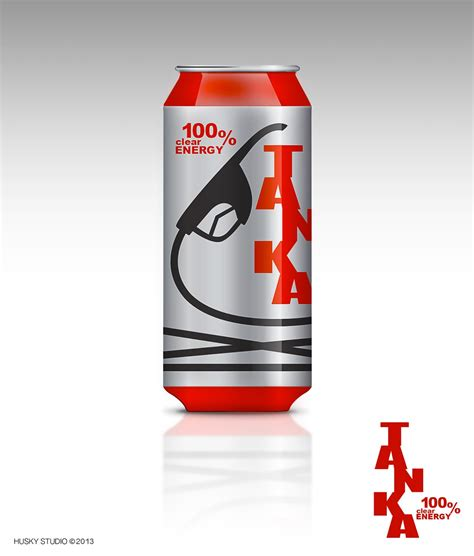 energy drink 7 words tanka energy drink concept on packaging of the world