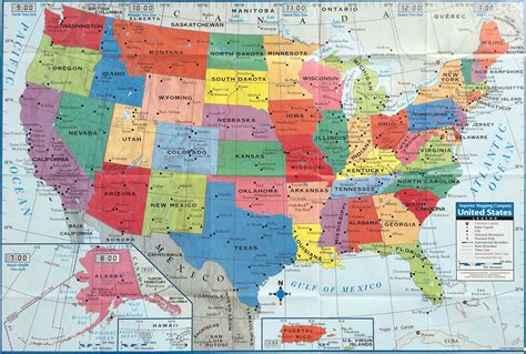 map us here s a up of our cheap us map