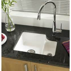 good Porcelain Undermount Kitchen Sink #3: astracast-lincoln-15-bowl-gloss-white-ceramic-undermount-kitchen-sink-rhsb-ln15whhomesk-p1370-77534_image.jpg