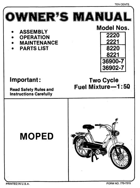 100 electric scooter wiring diagram owner s manual