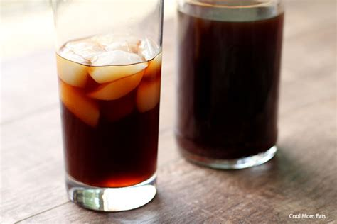 how to make cold brew coffee at home cool eats
