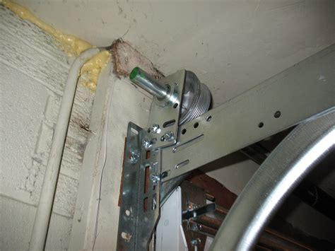 Low Headroom Garage Door Track Low Headroom Garage Doors With Tracks Dan S Garage Door