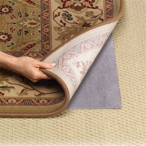 carpet pads for area rugs rug pad for carpeted floors temple webster