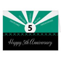 congratulations years of service cards zazzle