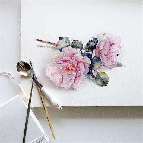 sketchbook watercolour watercolor sketchbook from my instagram on behance
