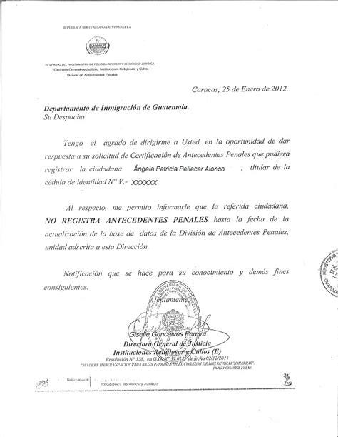 deduccion de impuestos para carta de iglesia 01 constancia de antecedentes penales