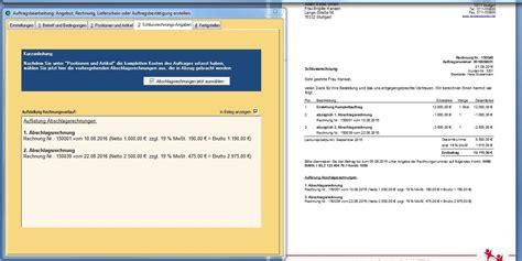 Muster Rechnung Handwerker Rechnungen Schreiben Crm Software Genial Einfach Crm