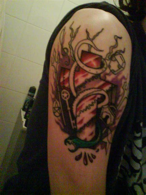 tattoo nightmares unholy cross unholy cross tattoo picture