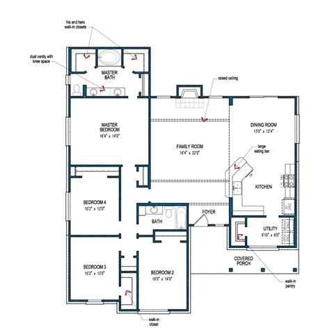tilson floor plans carlton iv tilson homes