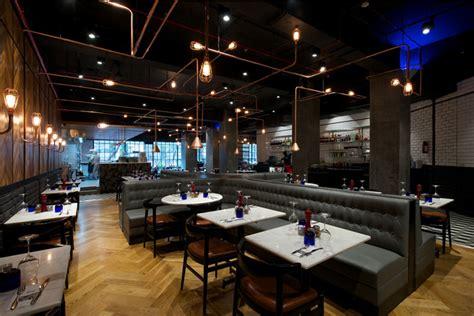 Restaurant Ceiling Lights Drinks 187 Retail Design